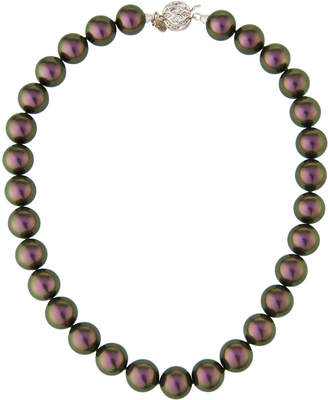 Majorica Short Pearl-Strand Necklace
