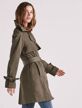 Lucky Brand LIGHTWEIGHT TRENCH JACKET