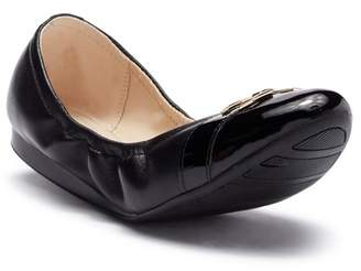 Cole Haan Terrin Leather Ballet Flat