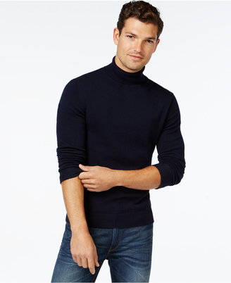 Vince Camuto Ribbed Wool Turtleneck Sweater $95 thestylecure.com