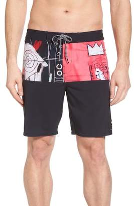 Billabong x Warhol New Flame Board Shorts