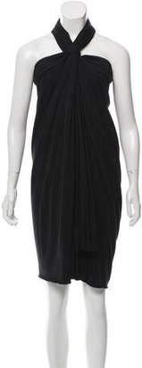 Marc Jacobs Sleeveless Draped Dress