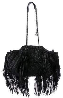 Chanel Western Baluchon Fringe Bag