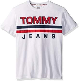Tommy Hilfiger Men's T-Shirt Short Sleeve Graphic Logo Tee