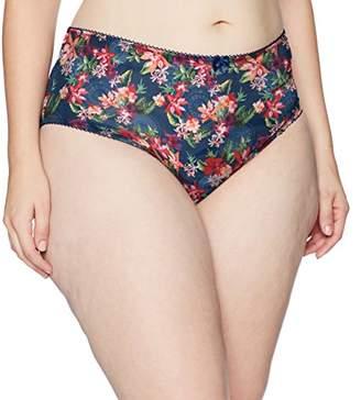 Goddess Women's Plus Size Kayla Brief