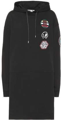 McQ Cotton hoodie dress
