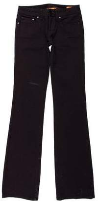 Tory Burch Mid-Rise Wide-Leg Jeans w/ Tags