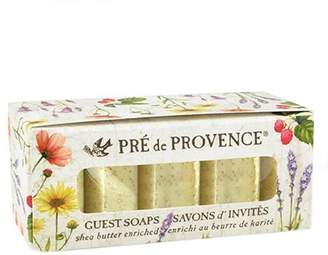 Pre de Provence Luxury Box of Guest Gift Soap (Set of 5) -