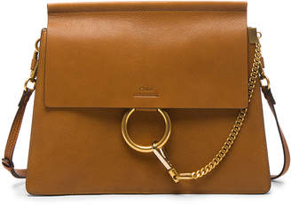 Chloé Medium Goatskin Faye Shoulder Bag