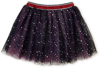 Hannah Banana Toddler Girls) Glitter Dot Tulle Skirt