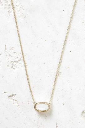 Kendra Scott Ember Ivory Pearl Necklace