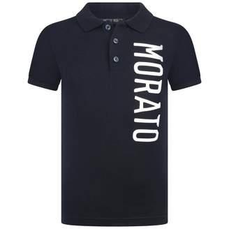 Antony Morato Antony MoratoNavy Logo Polo Top