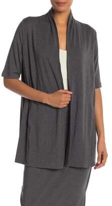 Eileen Fisher Open Front Kimono Cardigan