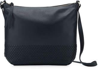 Cole Haan Bethany Woven Leather Hobo Bag