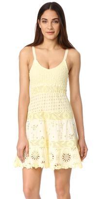 Temptation Positano Spaghetti Strap Dress $370 thestylecure.com