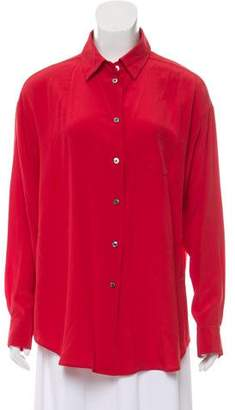 Marc Jacobs Collared Button Up Shirt