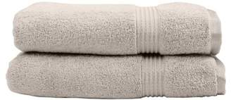 Superior 600GSM Egyptian Quality Cotton 2-Piece Bath Sheet Towel Set