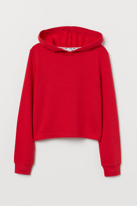 H&M Short hooded top