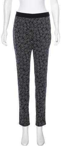 Marc by Marc Jacobs Mid-Rise Skinny Pants