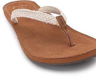 Reef Gypsy Macrame Sandals