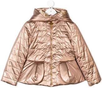 Christian Dior hooded padded jacket