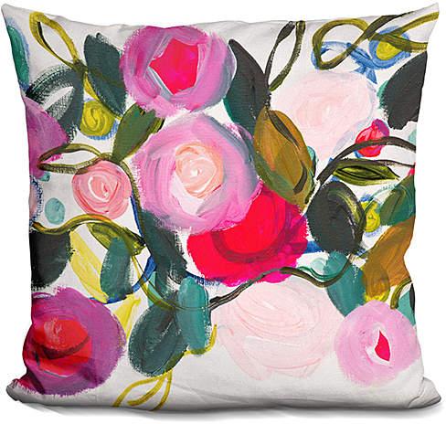 Taka Sudo Dvoras Magic Throw Pillow