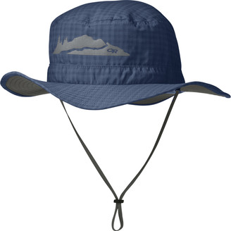 ae5daa11607d Baby Boy Sun Hat With Strap - ShopStyle