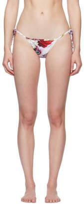 Dolce & Gabbana Multicolor Ortansia Bikini Bottoms