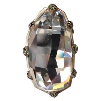 Swarovski Silver Ring