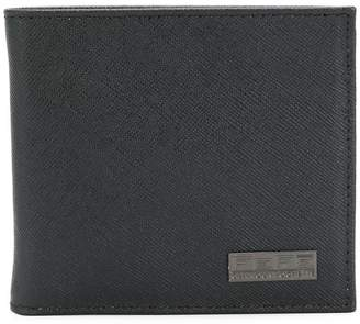 fe-fe logo plaque wallet