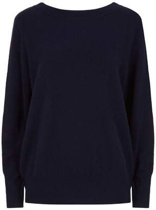 Sandro Wool Cashmere V-Neck Sweater