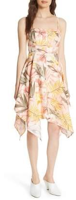 Joie Phara Fit & Flare Dress