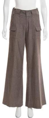 Alvin Valley High-Rise Wide Pants