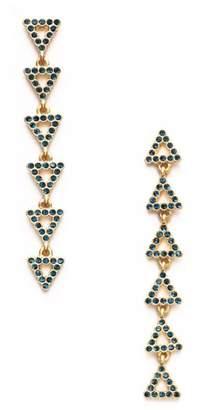 Wanderluster Selma Chain Earrings