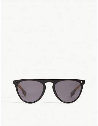 Burberry B4281 pilot-frame sunglasses