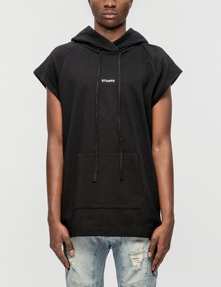 Stampd Vintage Terry Muscle Hoodie $138 thestylecure.com