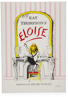 """Graphic Image Eloise"""" Children's Book by Kay Thompson, Personalized"""