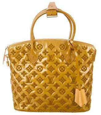 Louis Vuitton Monogram Fascination Lockit Tote
