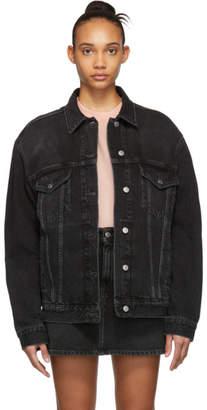 Acne Studios Black Bla Konst Denim 2000 Jacket