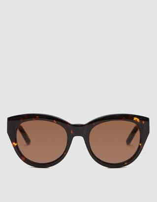 Sun Buddies Agneta Sunglasses in Tortoise