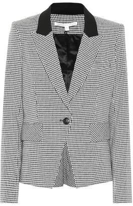 Veronica Beard Airlie Dickey cotton-blend blazer