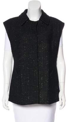 Lida Baday Wool Collared Vest