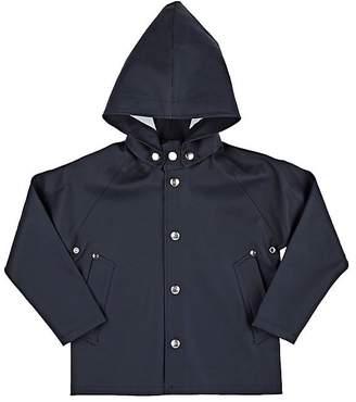 Stutterheim Raincoats Stockholm Mini-Raincoat $184 thestylecure.com