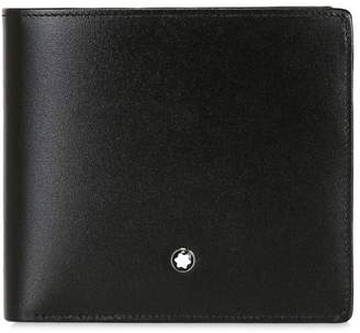 Montblanc Meisterstuck Wallet With Coin Case