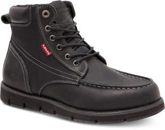 Levi's Men's Dean 2.0 Moc-Toe Boots Men's Shoes