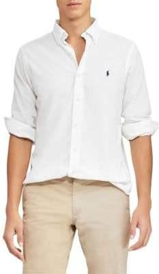 Polo Ralph Lauren 21 Wale Classic-Fit Button-Down Shirt