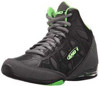 AND 1 Kids' Master 3 Mid Basketball Shoe