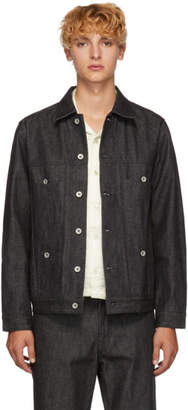 Goodfight Black Denim 200 Gram Special Jacket