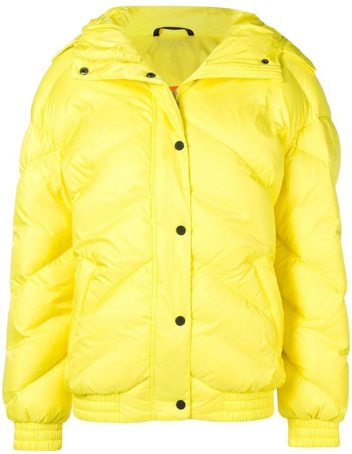 Perfect Moment buttoned puffer jacket