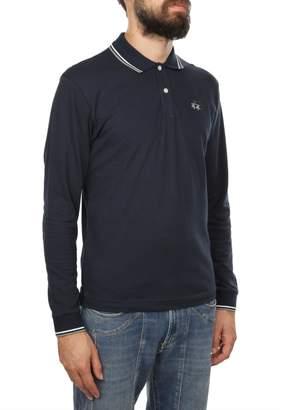La Martina Cotton Stretch Slim Fit Polo Shirt